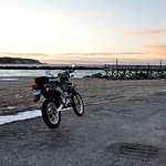 Suzuki DRZ Motorcycle Cedar Beach Long Island