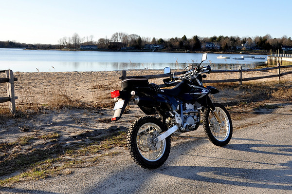 Suzuki DRZ 400 Dualsport Motorcycle Long Island