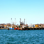 Greenport New York Fishing Boat