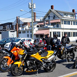 Greenport Motorcycle Parking by Claudios