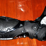 Sidi Crossfire TA Boot - Fuzzygalore Girlie Motorcycle Blog