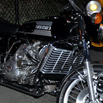 1975 Suzuki RE-5 Rotary Motorcycle - Fuzzygalore Girlie Motorcycle Blog