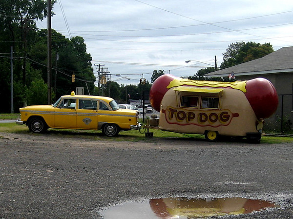Top Dog Portland Ct Airstream Trailer Lunchwagon