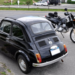 Fiat 500 Fuzzygalore Motorcycle Blog