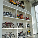 Barber Motorcycle Museum - Fuzzygalore Girlie Motorcycle Blog