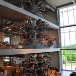 Barber Motorcycle Museum Birmingham Alabama - Fuzzygalore Girlie Motorcycle Blog