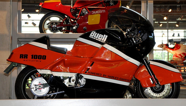 Buell Battletwin Barner Museum - Fuzzygalore Girlie Motorcycle    Blog