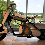 1959 Cushman Super Eagle Motor Scooter