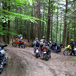 Berkshire Big Adventure Dual Sport Ride