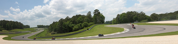 Barber Motorsport Park - Museum Turn - Click to enlarge