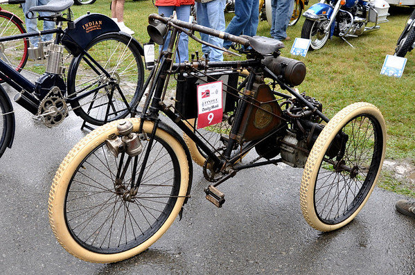 De Dion-Bouton Tricycle - Rhinebeck National Meet