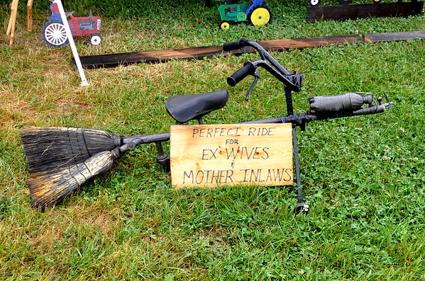 Broom Perfect for Ex-Wives and Mothers In-Law