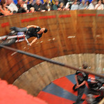 Wall of Death Sandra D. Dips and Dives of Death Show