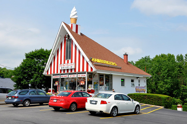 The Red Rooster Drive-In Brewster NY