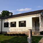 Setauket Post Office Side view