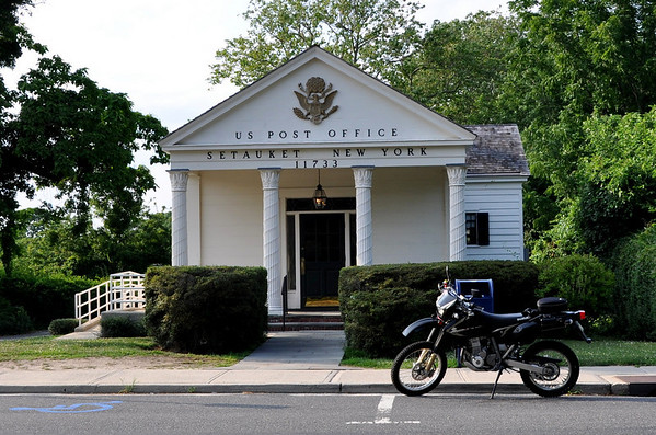 Setauket Post Office