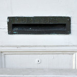 Setauket Post Office Letter Slot