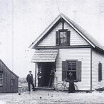 East Setauket Post Office - Historical Photo