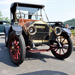 Hudson Antique truck Port Jefferson Hill Climb