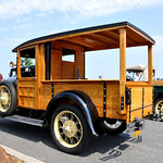Antique Ford Truck Port Jefferson Hill Climb