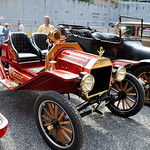 Fire Chief Antique Ford Car Port Jefferson Hill Climb