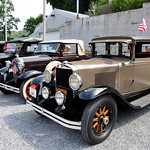Antique cars - Port Jefferson Hill Climb