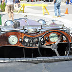 MG Dashboard Port Jefferson Hillclimb