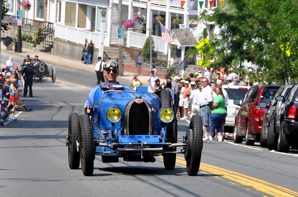 Bugatti Racer Port Jefferson Hill Climb