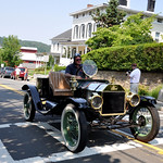Antique Ford Port Jefferson Hill Climb