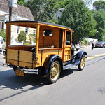 Antique Truck Port Jefferson Hill Climb
