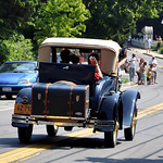 Rumble Seat Port Jefferson Hill Climb