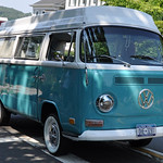 Volkswagen Bus Port Jefferson Hill Climb