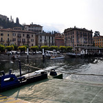 Bellagio Italy from the Verenna Ferry