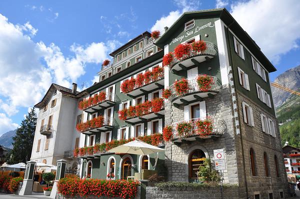 Albergo San Lorenzo in Bormio Italy