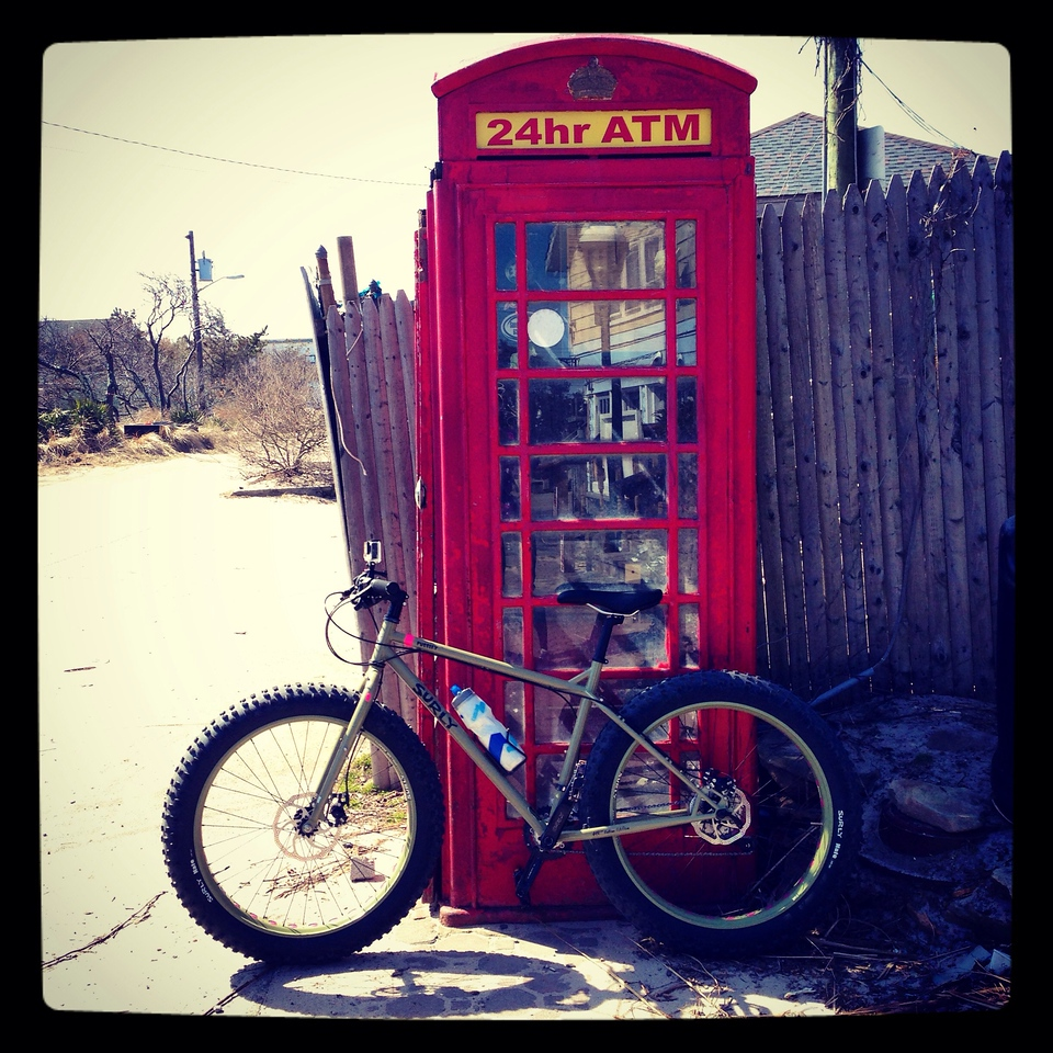 fire island red phone booth atm