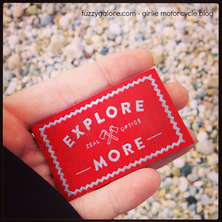 Explore More Label