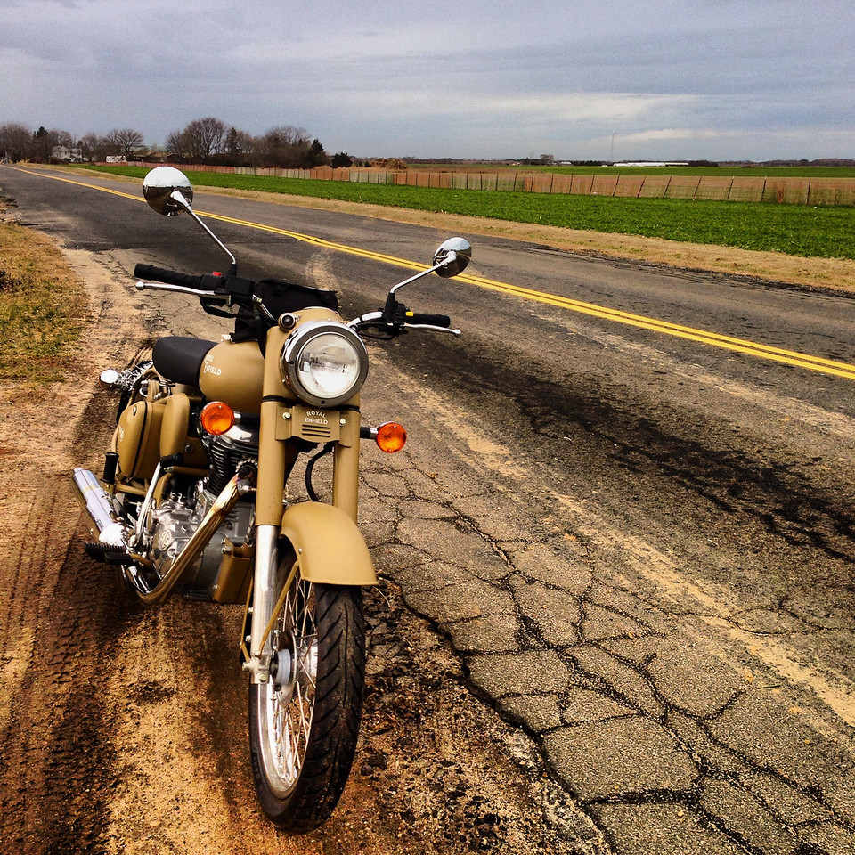 royal enfield on long island