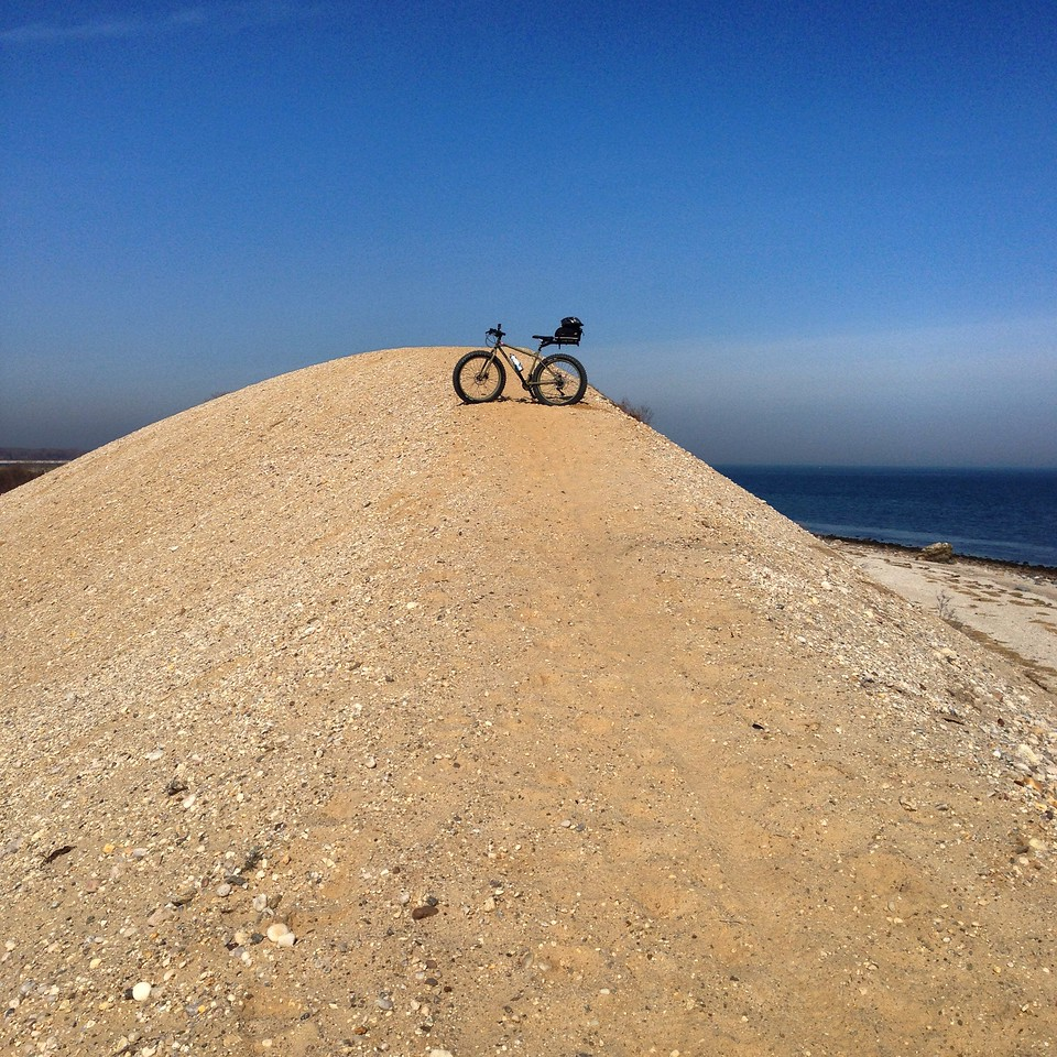 fatbike long island sound side