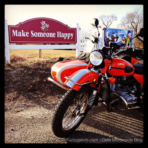 make someone happy ural