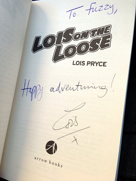 Lois on the Loose Autographed