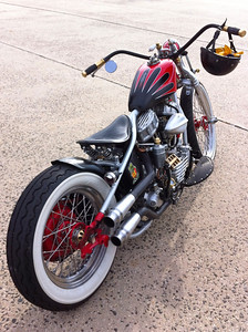 Bobber at Captree