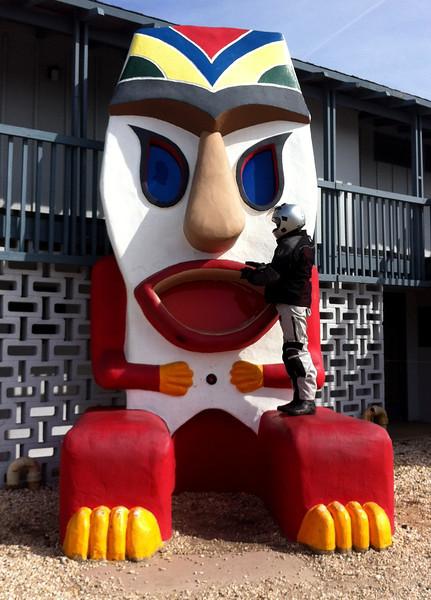 Montauk Tiki Clown