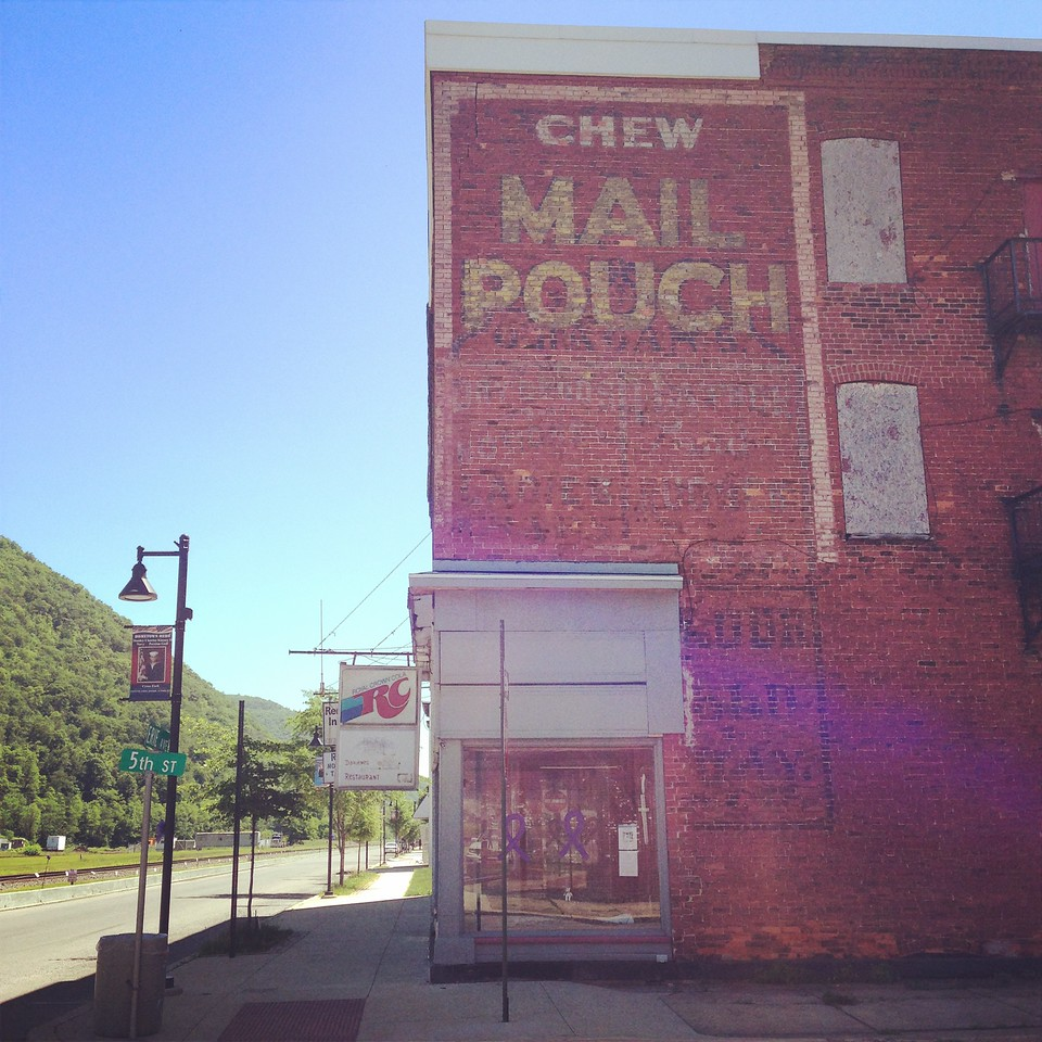 mailpouch in renovo pennsylvania