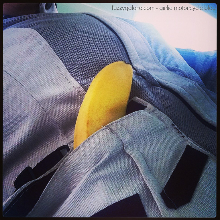 banana in your pocket