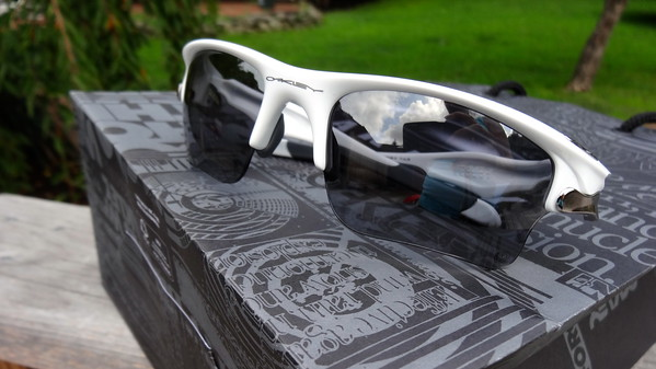 Oakley fast jacket with transitions