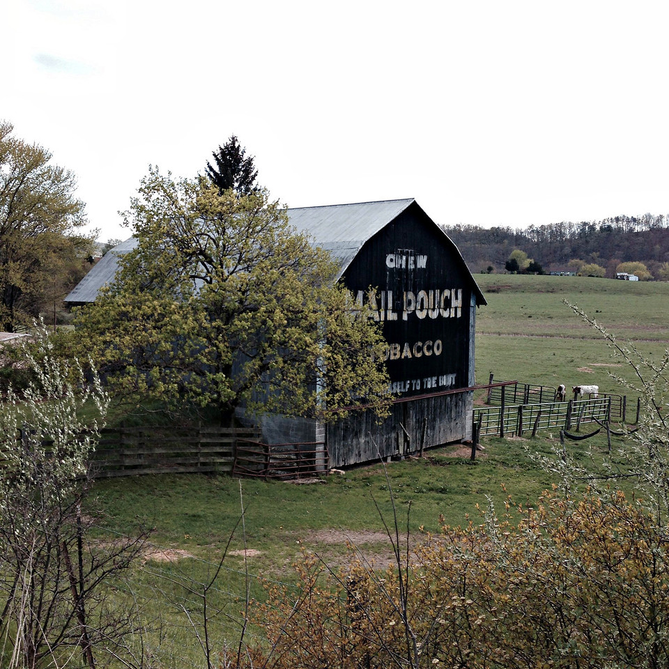 mail pouch barn route 50