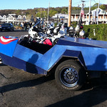 Captain America Trike in Port Jefferson