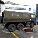 fuzzygalore swiss army truck