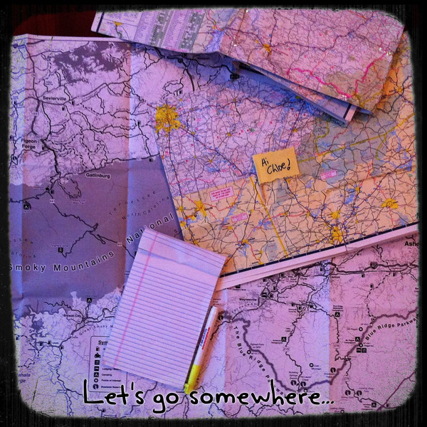 Planning to go somewhere