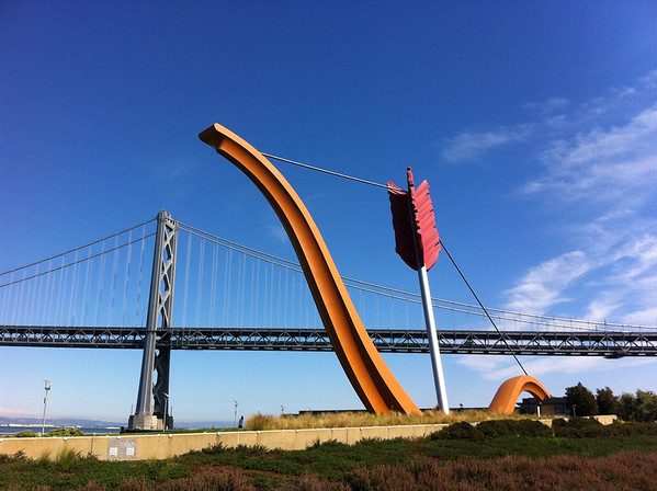 Cupids Span San Francisco